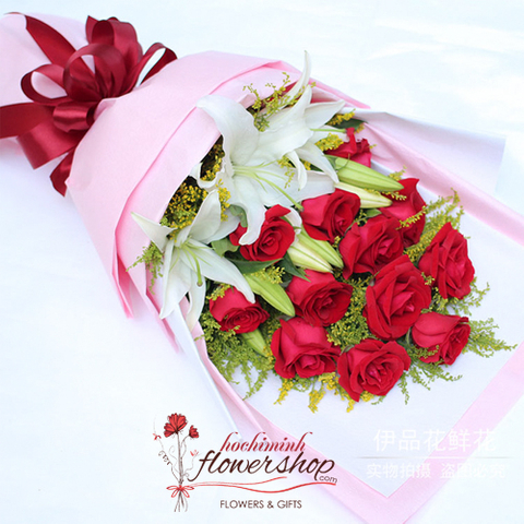 Hochiminh birthday flowers for your love