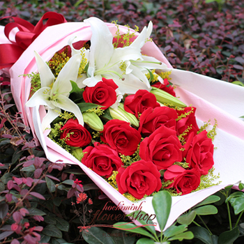 Hochiminh birthday flowers for your love one