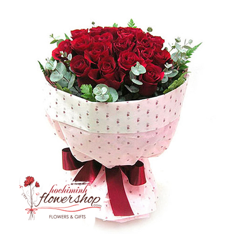 Hochiminh birthday flowers free delivery