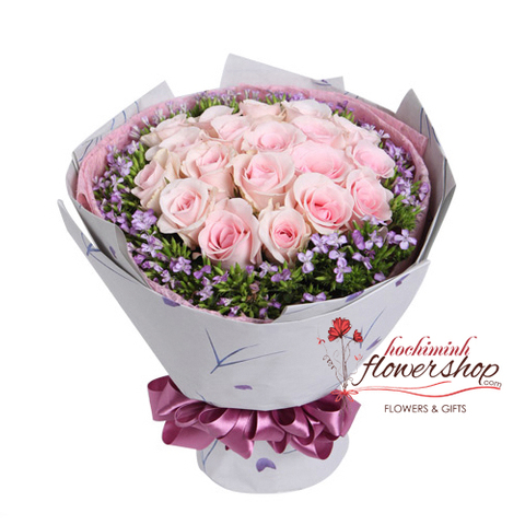 Send flowers with your birthday message