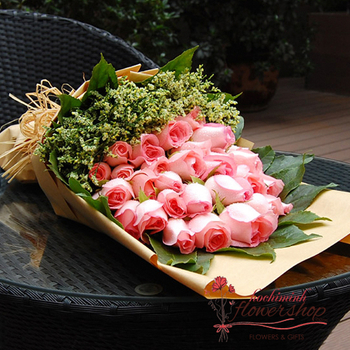 Birthday flowers for your girl in Hochiminh City