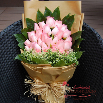 Birthday flowers for your girl in Hochiminh