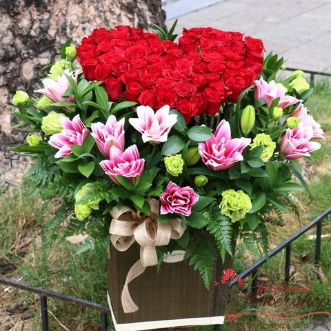 Flower shop in Hochiminh city online