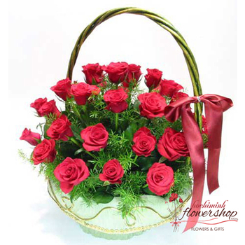 Flowers free delivery District 2 Hochiminh