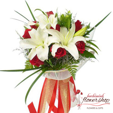 Best flower shop in hochiminh city