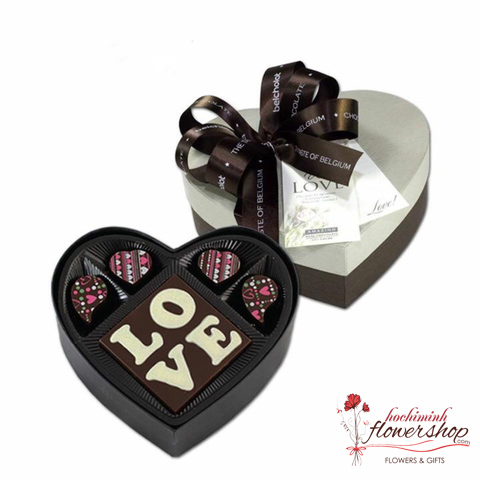 Heart Chocolate online HCM city