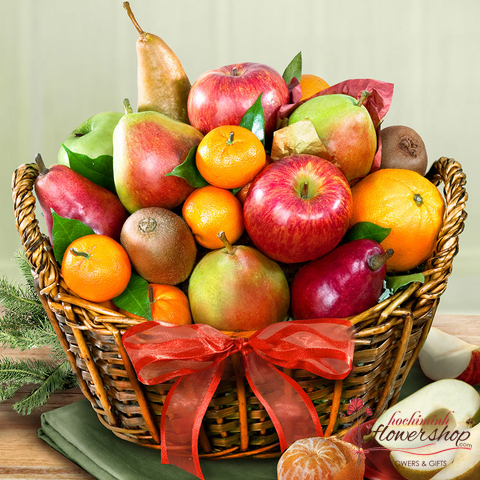 Send Fruit Basket To Hochiminh