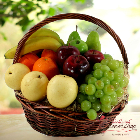 Delivery Fruit Basket HCM city