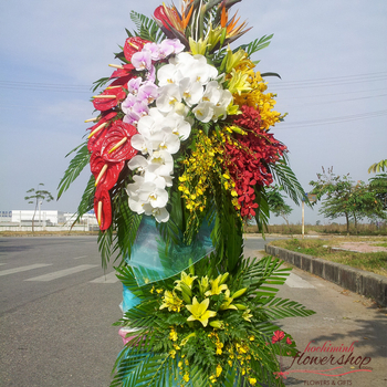 Opening ceremony flowers in Hochiminh city free delivery