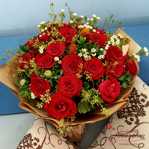 Send flowers to Hochiminh on Christmas