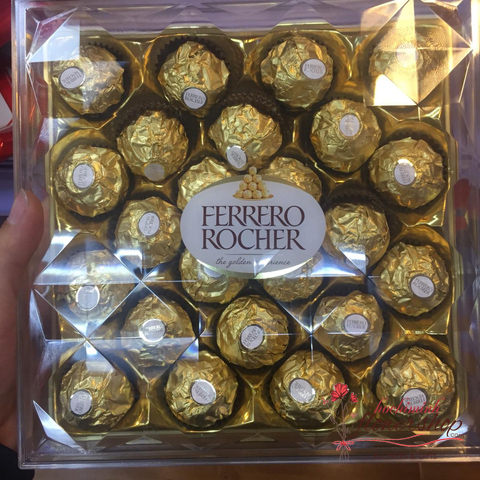 Ferrero Rocher Chocolate in Hochiminh city