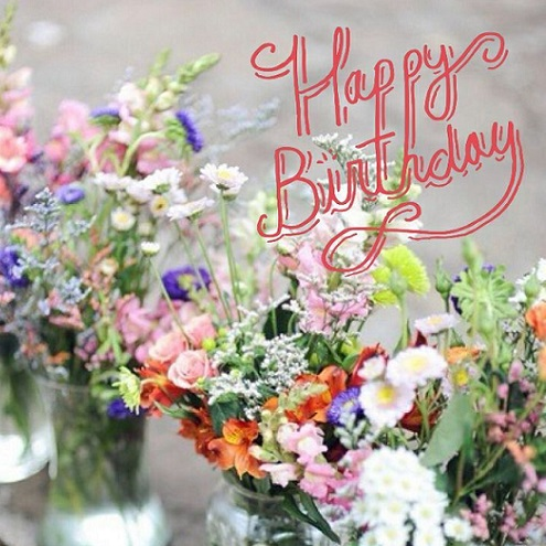 Which are the best flowers for birthday?