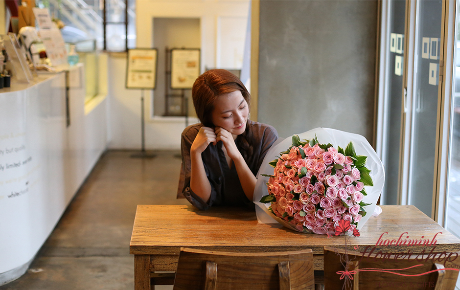 ​Best flower delivery in District 3 Hochiminh