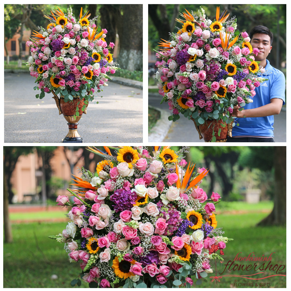 "<span style=""font-size:16px"">Buy luxurious flowers in Hochiminh City</span><br />"