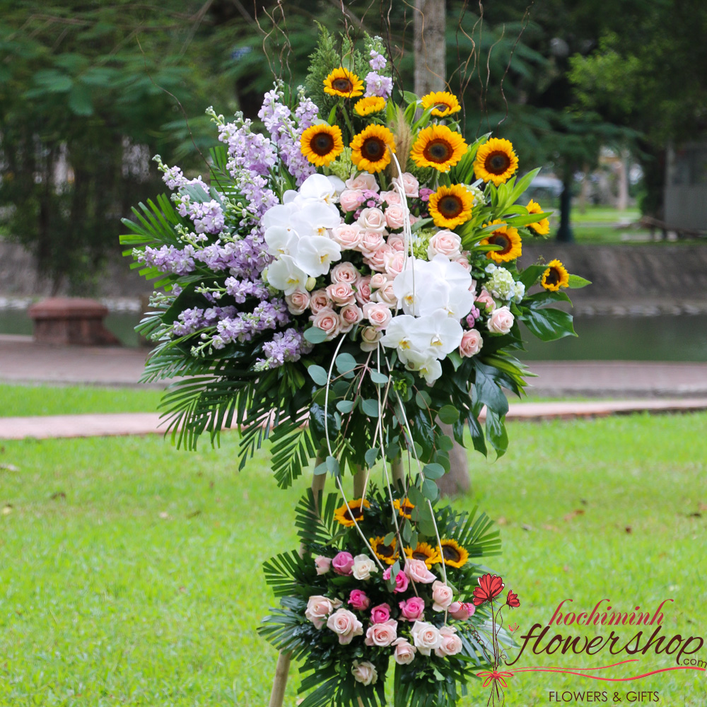 Hochiminh congratulations flowers online for delivery