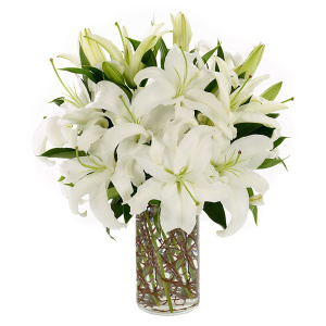 Lily flowers delivered HCMC